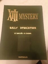 XIII Mistery Billy Stockton - Edition Luxe Neerlandaise 400 Exemplaires