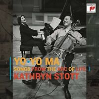 Yo-Yo Ma and Kathryn Stott - Songs From The Arc Of Life [CD]
