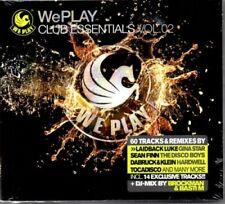 Weplay Club Essentials Vol. 2 - Various - 3 CD - Neu / OVP