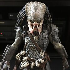 2010 NECA Predator 2 Elder Lost Tribe Loose Action Figure w/ Repaired Right Arm