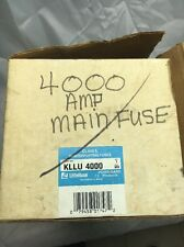 LITTELFUSE KLLU 4000 KLLU4000 NEW IN BOX OLD STOCK