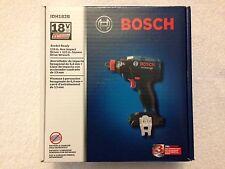 """New Bosch 18V IDH182B Hex Brushless 1/4"""" & 1/2"""" Socket Ready Impact Driver NIB"""
