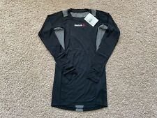 New Reebok Crossfit long sleeve compression shirt men