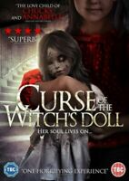 Nuovo Curse Of The Witch's Doll DVD (HFR0586)