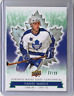 DANIEL MAROIS 17/18 Upper Deck Centennial Maple Leafs #38 GREEN Exclusives # /25