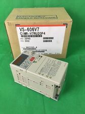 YASKAWA DRIVE CIMR-V7RU20P4 230V 3A 1/2HP VS-606V7