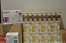 used 6 AVENT 125ML ADVANCED FEEDING BOTTLE BPA FREE 0 MONTHS Flashen biberon