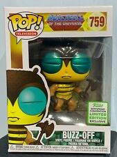 Funko Pop! - BUZZ-OFF 759 - Masters Of The Universe - 2019 Spring Convention [1]