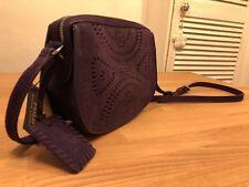 cf5003996b POLO RALPH LAUREN Suede Crossbody Bag! New! Only £139