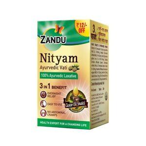 Zandu NITYAM Tablets 10 / 30 Tablets   Herbal   Ayurveda   FREE SHIPPING