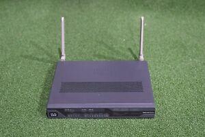 CISCO C887VAG+7-K9 WIRELESS INTEGRATED ROUTER with 2x Antennas (White) - 1 YrWty