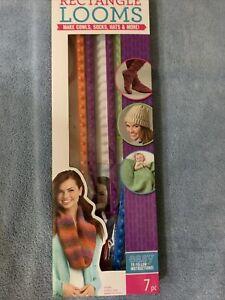 Leisure Arts Rectangle Loom Set with Hook