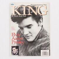 Remembering The King of Rock & Roll: Elvis Aaron Presley Magazine (2002)