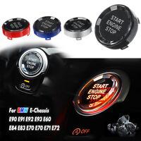 For BMW E Chassis E90 E91 E92 E93 E6Crystal Car Engine Start Stop Switch