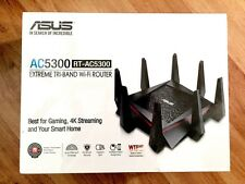 ASUS AC5300 Wireless Tri-Band (Dual 5GHz + Single 2.4GHz) (RT-AC5300)