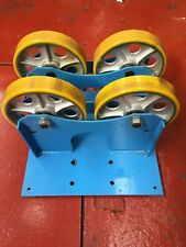 Used 1 Ton Pipe Welding Idlers.  Price includes VAT