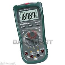 MASTECH MS8260D 4 1/2 Digital Multimeter DMM AC/DC 20A