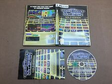 Locale MEGA DRIVE CLASSIC COLLECTION GOLD EDITION-PC CD-ROM testato/lavoro UK