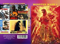 MONSTER MASH 2 (CLASSIC 50's & 60's SCI FI 3 DVD Set/ High Def)
