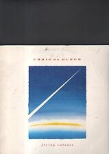 CHRIS DE BURGH - flying colours LP