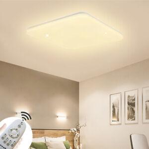 36W LED Dimmbar Badleuchte Schlafzimmer Lampe Küchen Deckenleuchte Flurleuchte