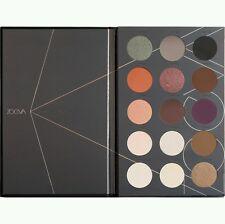 Zoeva Cálido Spectrum 15 Sombra Sombra de Ojos Paleta Nuevo y Sellado 100% Auténtico