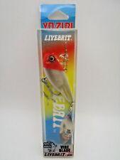 1pc Yo-zuri Livebait Series Vibe Blade Soft Injection Body R826-SRH 34g 60mm