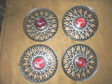 74 75 76 77 78 FORD MUSTANG II WHEEL COVER CENTERS # D4ZA-1A041-AB