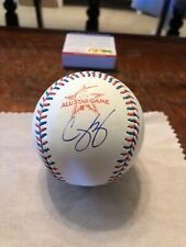 Corey Seager Signed 2017 All Star Baseball PSA DNA Coa Dodgers Auto