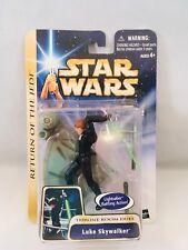 Star Wars Return of the Jedi Luke Skywalker Action Figure Throne Room Duel