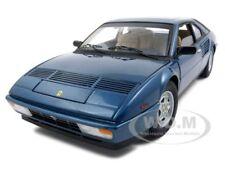ELITE EDITION FERRARI MONDIAL 3.2 BLUE 1:18 1 OF 5000 MODEL CAR HOTWHEELS P9890
