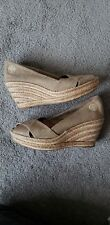 Tory Burch Shoes 7 wedge Espadrille