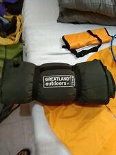 Airbed for mountainer