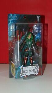 Mythic Legions Advent of Decay Elf Ranger Never Opened Ships Worldwide NIB