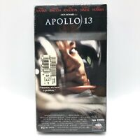 Apollo 13 VHS Video Tape Movie New Tom Hanks Kevin Bacon Bill Paxton