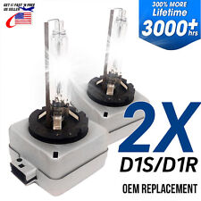 2 NEW! D1S D1R Type 6000k Cool White OEM HID Xenon Headlight Light Bulbs