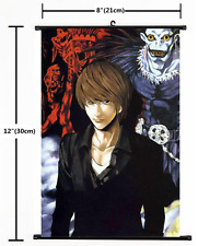 Japan Anime Death Note Home Decor Poster Wall Scroll Cosplay 1740