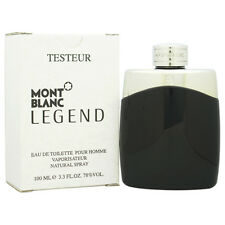 Mont Blanc LEGEND for Men 3.3 oz EDT Spray Mens Cologne 100 ml New TESTER