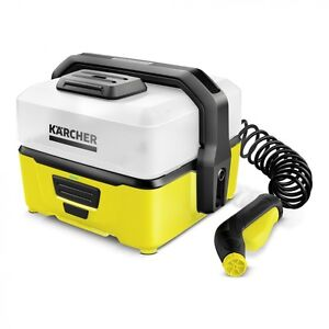 Karcher OC3 Mobile Outdoor Cleaner - Battery Powered Pressure washer 16800190