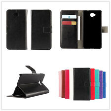 For Nokia Lumia 535 650 625 630 830 930 Flip Stand Wallet PU Leather Case Cover