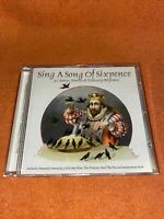 Sing A Song of Sixpence : 45 Songs, Stories & Nursery Rhymes CD  Mint