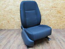 5N0881106G Pillion Seat Fabric Front Right Black Xln VW Tiguan 1 5N Orig