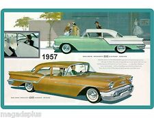 1957 Oldsmobile Rocket 88 Car Auto Refrigerator / Tool Box Magnet