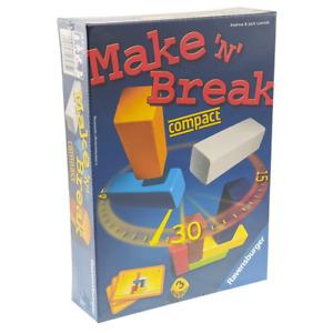 Ravensburger Make N Break Compact Board Game NEW