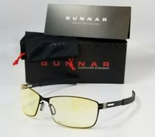 NEW GUNNAR VAYPER GAMING GLASSES onyx black amber computer blue light eyewear