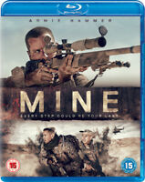 Mine DVD (2017) Annabelle Wallis, Guaglione (DIR) cert 15 ***NEW*** Great Value