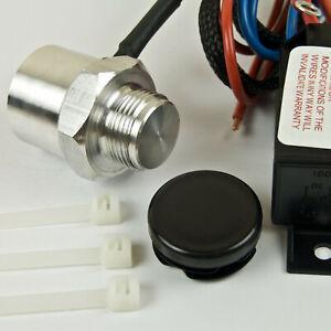 Einstellbarer Thermoschalter, Innengewinde M22x1,5 mm, Gewinde, raceparts cc