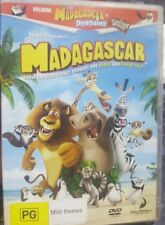 Madagascar [Regions 2,5] - DVD - Free Shipping. Good Condition.