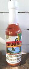 Trinidad Extra Hot Habanero Pepper Sauce 5 oz Hot Sauce