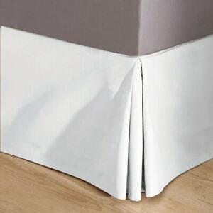 Piccocasa Amovible Lit Jupe Enveloppe Autour De Tissu Cantonnière élastique unique